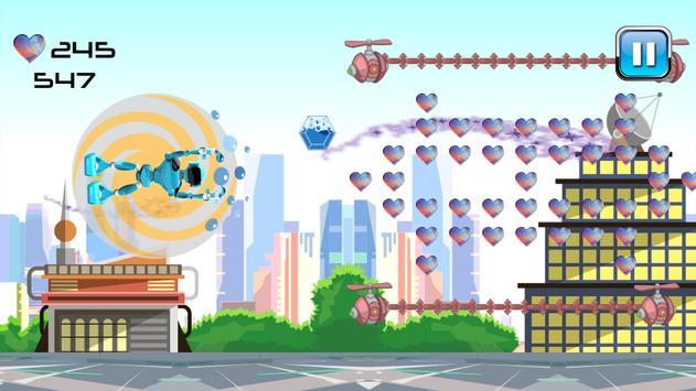 Mighty Robot Hover screenshot 12