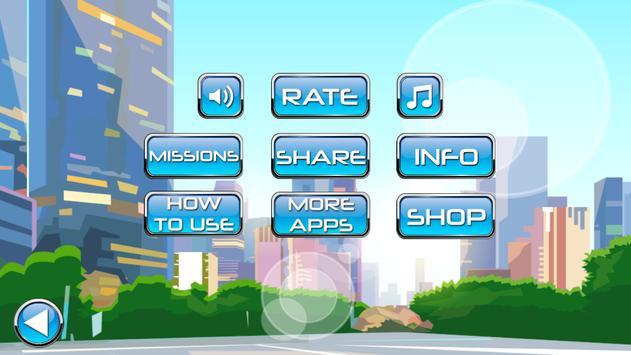 Mighty Robot Hover screenshot 6