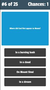 Verses - The Bible Trivia Game 스크린샷 1