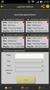 Jagman Motors screenshot 1
