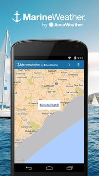 Marine Weather by AccuWeather poster