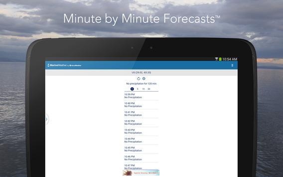 Marine Weather by AccuWeather apk screenshot