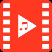 Video To Audio Converter, UltraFast Mp3 Converter icon