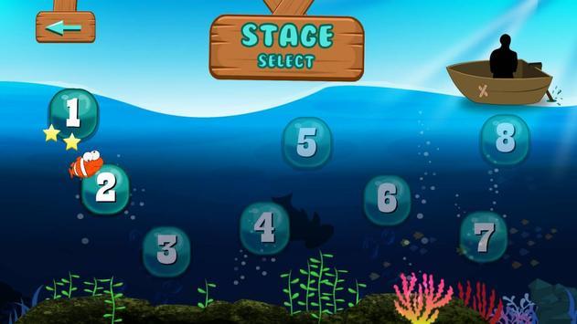 Little Crazy Fish screenshot 1