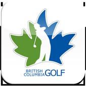 British Columbia Golf icon