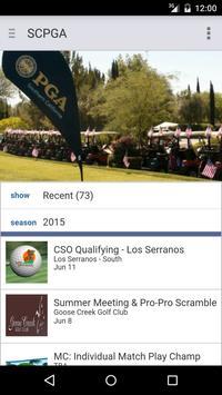 Southern California PGA screenshot 3