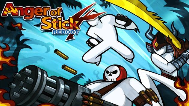 Anger Of Stick 4 screenshot 10