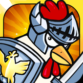 Chicken Revolution : Warrior icon