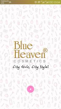 Blue Heaven Cosmetics poster