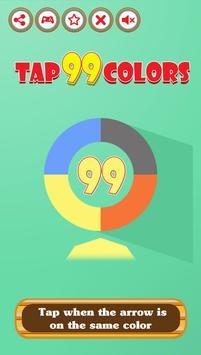 Tap 99 Colors screenshot 3
