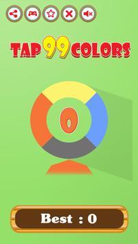 Tap 99 Colors screenshot 2