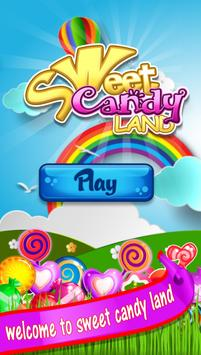 Sweet Candy Land poster