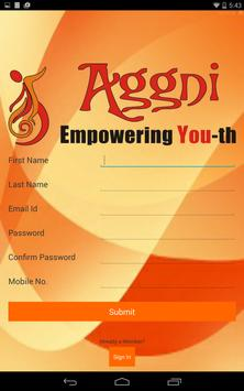 Aggni Empowering You-th apk screenshot