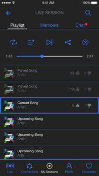 BlueJay Music apk screenshot