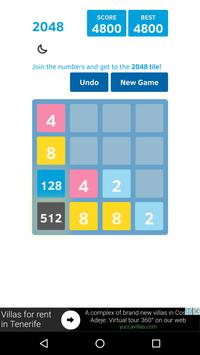 2048 (Unreleased) screenshot 1