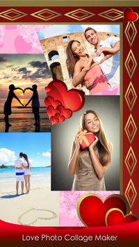 Love Photo Collage Maker poster