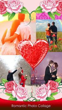 Romantic Photo Collage poster