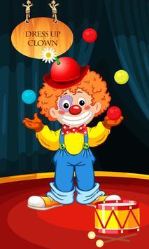 Dress Up Clown poster