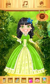 Dress Up Princess Dunja screenshot 3