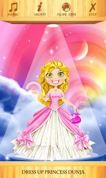 Dress Up Princess Dunja screenshot 1