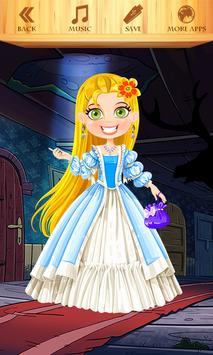 Dress Up Princess Dunja screenshot 4
