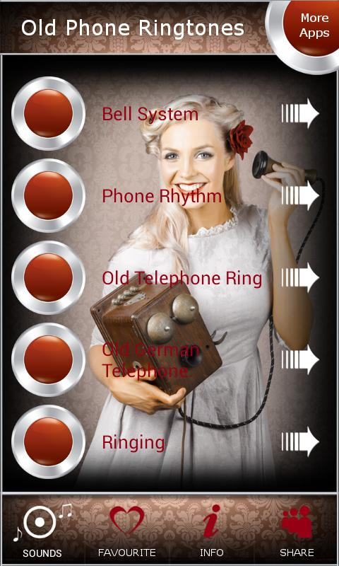Old Phone Ringtones for Android - APK Download