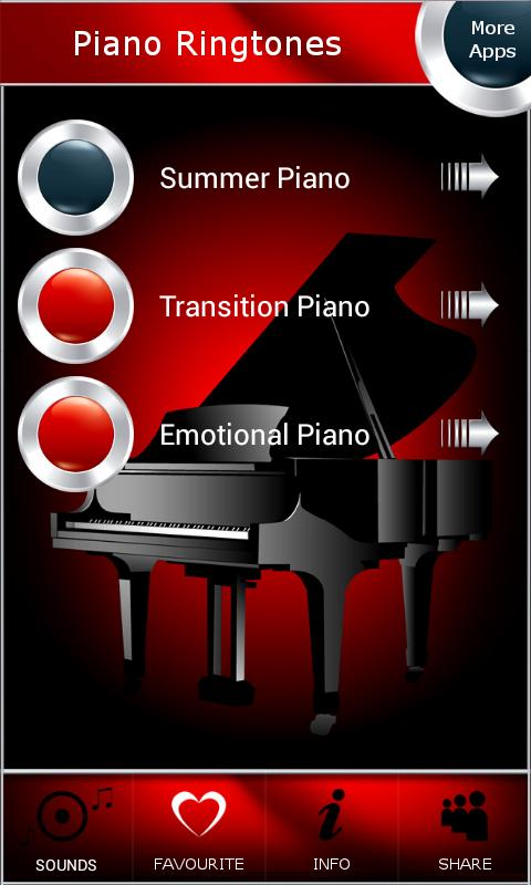 Piano Ringtones for Android - APK Download