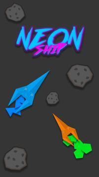 Neon Ship poster