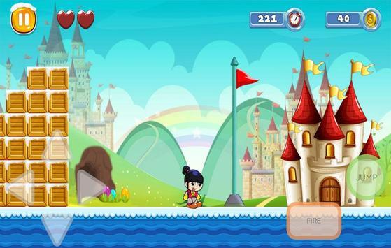 Forest Girl Adventure screenshot 2
