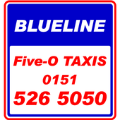 Blueline Five-0 Taxis icon