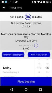 Blueline Five-0 Taxis screenshot 3