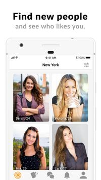 ... Qeep Dating App: Singles Chat, Flirt, Meet & Match apk screenshot ...