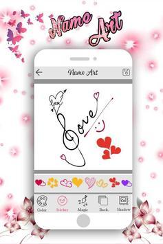 Name Art screenshot 3