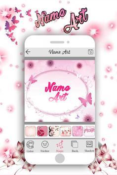 Name Art screenshot 1