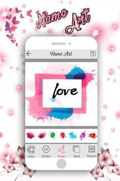 Name Art screenshot 5