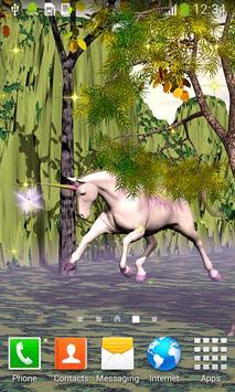 Unicorn Live Wallpapers apk screenshot