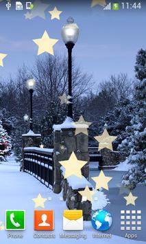 Winter Live Wallpapers apk screenshot