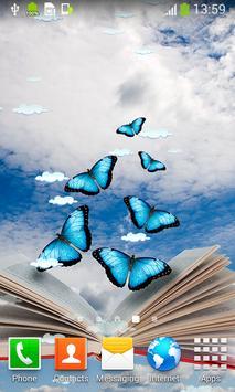 Best Butterfly Live Wallpapers apk screenshot