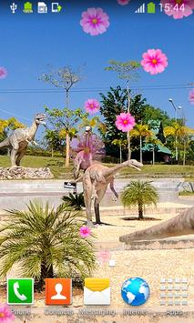 Dinosaur Live Wallpapers apk screenshot