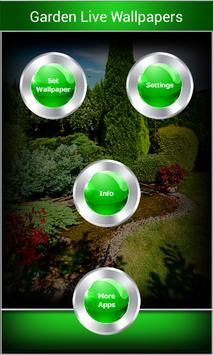 Garden Live Wallpapers apk screenshot