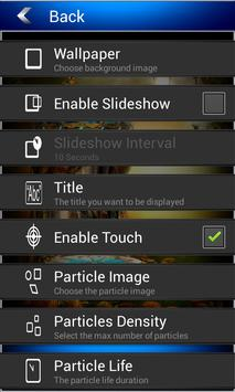 Magic Live Wallpapers apk screenshot