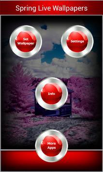 Spring Live Wallpapers apk screenshot
