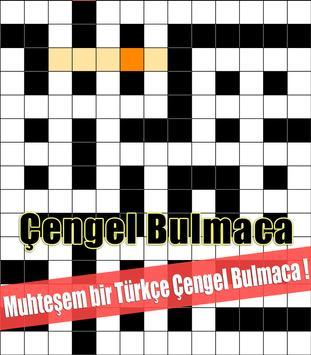 Crossword Turkish Puzzles Game 2018 screenshot 1