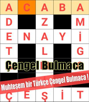 Crossword Turkish Puzzles Game 2018 screenshot 2