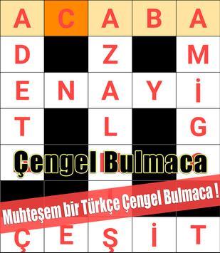 Crossword Turkish Puzzles Game 2018 screenshot 2