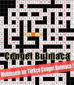 Crossword Turkish Puzzles Game 2018 screenshot 3