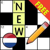 Crossword Dutch Puzzles Game Free icon