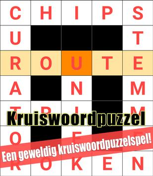 Crossword Dutch Puzzles Game Free screenshot 2