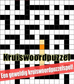 Crossword Dutch Puzzles Game Free screenshot 4