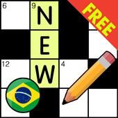 Crossword Brazilian Portuguese Puzzle icon